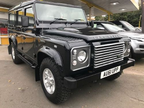 ***SOLD***Land Rover Defender 110 XS TDCi 2.4 2011***SOLD***